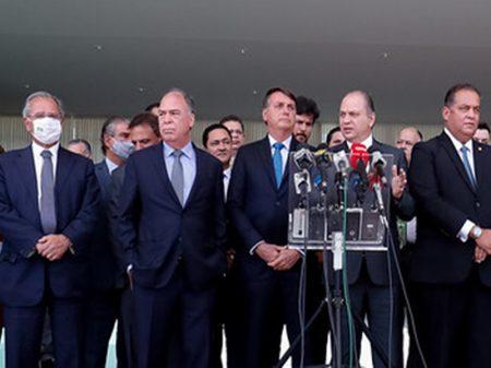 OAB e Ajufe repelem declaração de Guedes