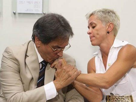 Justiça nega prisão domiciliar para Cristiane Brasil