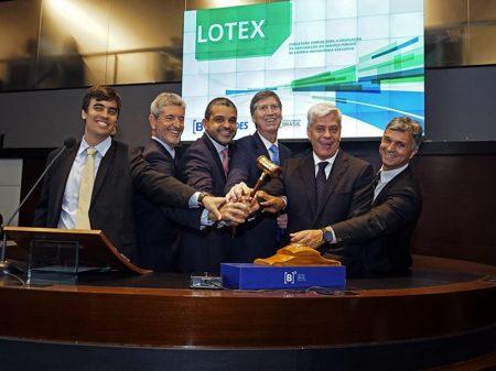 Múltis que ganharam leilão   desistem da Lotex