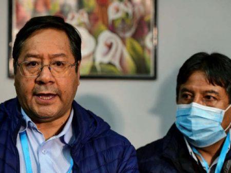 Bolívia: com 96% dos votos já apurados, Arce chega a 54,6%