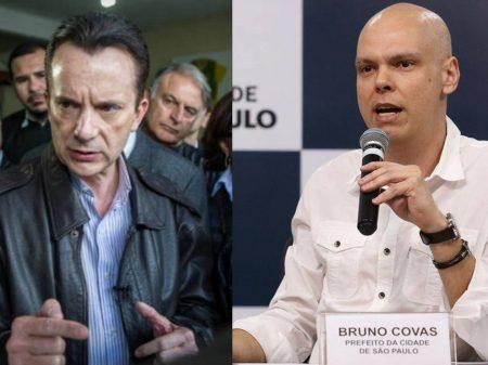 Ibope registra virada em SP e Bruno Covas lidera com 26%