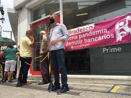 Lucro do Bradesco cresce 30% em plena pandemia