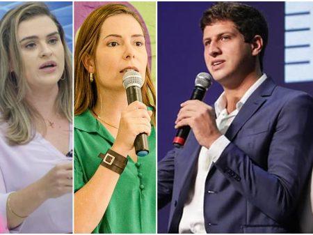 João Campos mantém liderança e ganharia de todos no segundo turno, aponta Ibope