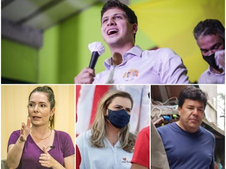 João Campos atinge 33% e dispara na liderança em Recife, aponta o Ibope