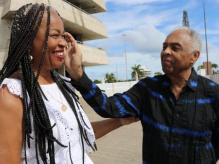 """Gil declara apoio a Olívia Santana: """"comprometida com o bem comum"""""""
