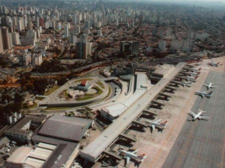 Bolsonaro põe à venda Congonhas e Santos Dumont