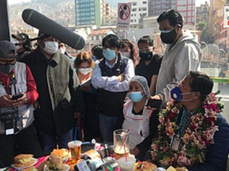 Bolívia:  Luis Arce amplia vantagem às vésperas da eleição