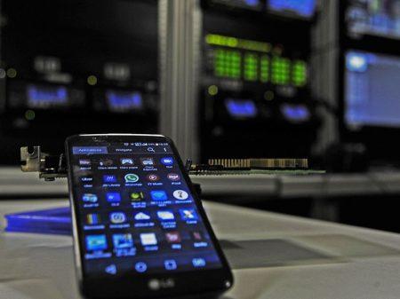 Teles lançam carta pela  Huawei na rede 5G