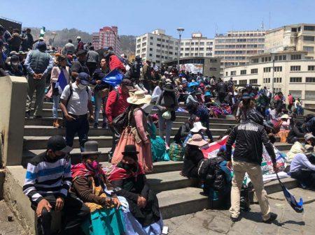 Bolivianos falam de suas  expectativas frente ao governo do presidente Arce