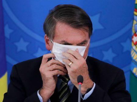 """PSDB: """"Bolsonaro parece estar do lado do vírus"""""""