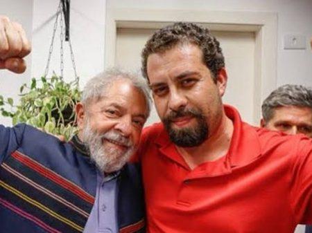 Segundo turno: Lula apoia Boulos