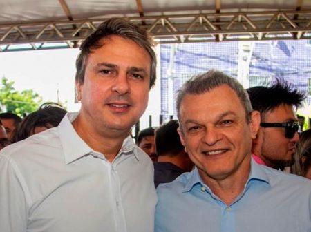 José Sarto recebe apoio do governador do Ceará no segundo turno