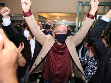 Edmilson sai na frente com 52% das intenções de voto em Belém, aponta Ibope