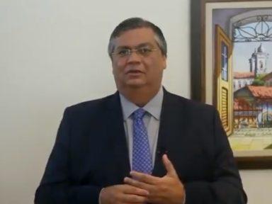 """""""Braide mente sobre obras do governo estadual em São Luís"""", afirma Flávio Dino"""