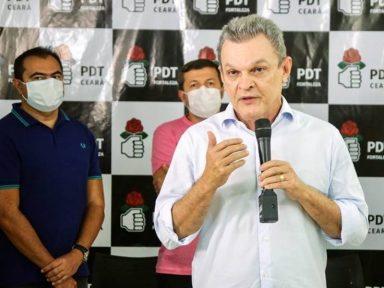 Sarto se consolida na liderança à Prefeitura de Fortaleza com 61% dos votos