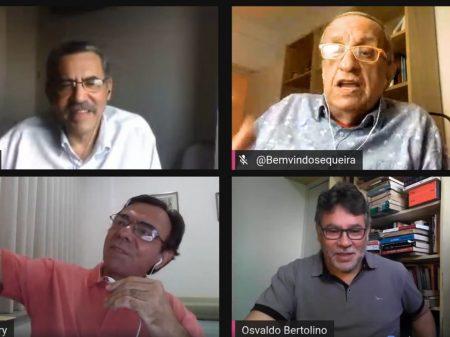 Para jornalista, Bolsonaro afunda o país ao importar a crise e o atraso de Trump