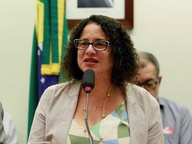 """Ataques vazios rebaixam a política"", alerta a presidente do PCdoB"