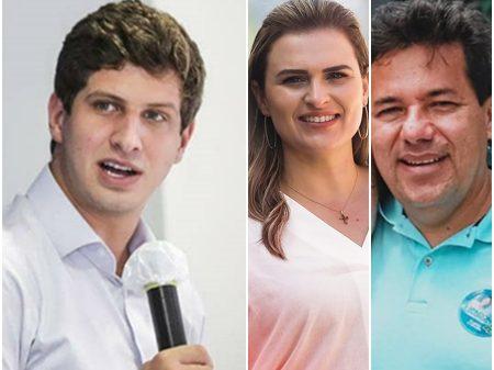 João Campos amplia e atinge 33%; Mendonça e Marília disputam o segundo lugar