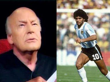 Diego Maradona, uma paixão