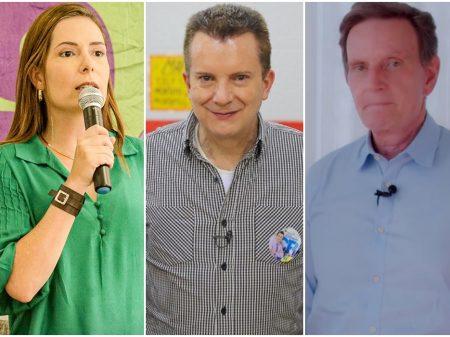 Com apoio de Bolsonaro, Russomano, Crivella e Delegada Patrícia se afundam, aponta Datafolha