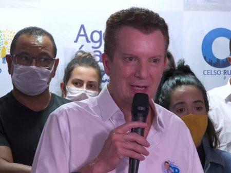 Depois de quebrar a cara com Bolsonaro, Russomanno (Republicanos) decide apoiar Covas em SP