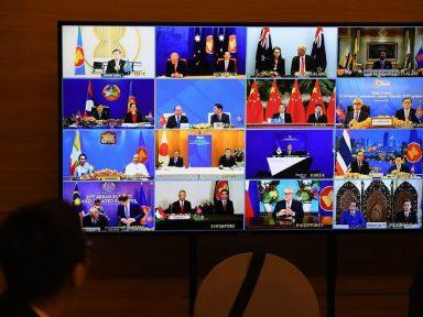 China assina o maior tratado de comércio do mundo com 15 países da Ásia e Oceania