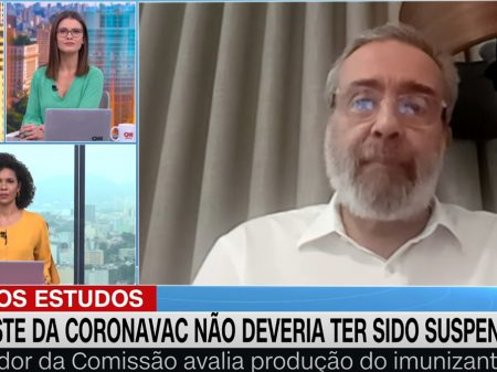 """Coordenador da Conep critica Anvisa: """"não se justificava a suspensão"""""""