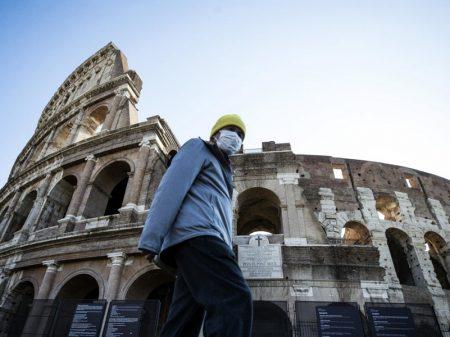 Itália determina restrições preventivas de 24 de dezembro a 6 de janeiro