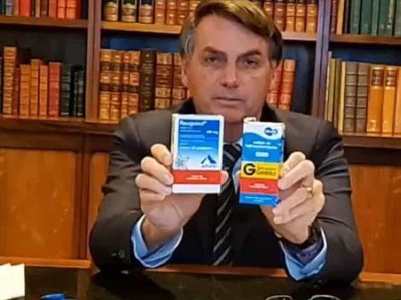 Ministério da Saúde estuda gastar R$ 250 milhões em cloroquina enquanto continua sabotando a vacina