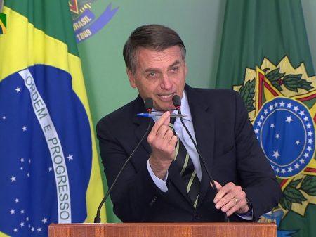 """A identidade do """"rato"""": Bolsonaro assinou decreto para privatizar a Ceagesp em outubro de 2019"""