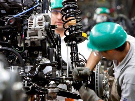 Produção industrial acumula queda de 6,3% no ano