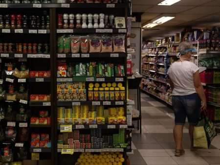 Inflação de alimentos é maior para os mais pobres
