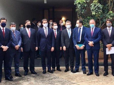 Dezessete governadores pedem prorrogação do estado de calamidade