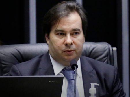 """""""Maior erro de Bolsonaro é a demora em comprar vacina"""", avalia Maia"""
