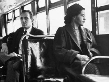 Brio de Rosa Parks impulsionou a luta contra segregação racial nos EUA