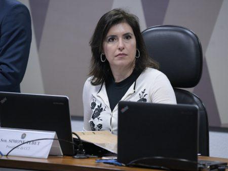 """""""Sou contra alterações que tiram R$ 12,8 bi do Fundeb"""", diz senadora Simone Tebet"""