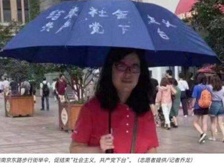 A farsa da Sara Winter chinesa