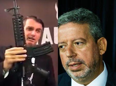 """Bolsonaro diz que, com a vitória de Lira, ele ressuscita sua """"licença para matar"""""""