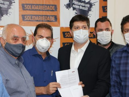 Solidariedade abandona Lira e decide apoiar Rossi  por uma Câmara independente