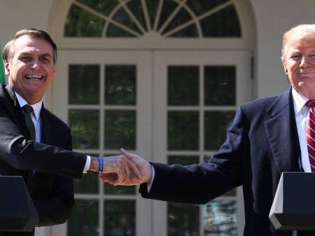 Após acusar Biden de fraude, Bolsonaro agora simula 'pleno êxito' ao democrata
