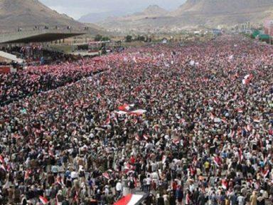 Iemenitas exigem de Biden suspensão do apoio dos EUA à agressão saudita