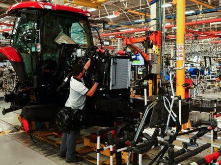 Produção industrial cresce 1,2% em novembro