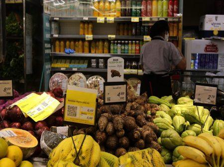 Inflação dos mais pobres tem alta de 6,3% em 2020
