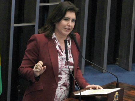 Simone Tebet assume 11 compromissos com o país e o Senado em carta a senadores