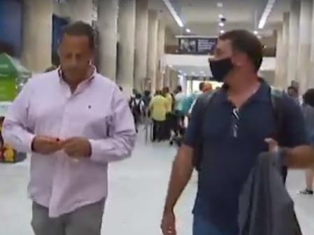 """Wassef e Flávio são flagrados juntos a três dias da data marcada para decisão sobre """"rachadinhas"""""""