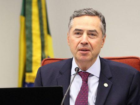 """Ministro Barroso, do STF, denuncia """"operação abafa"""" contra a Lava Jato"""