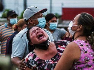 Moreno promove pior massacre da história das prisões do Equador: 79 mortos