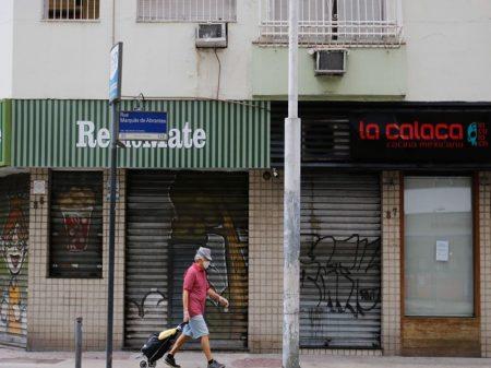 Fecomércio-RJ vê risco de colapso econômico