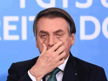 Bolsonaro é promotor da pandemia