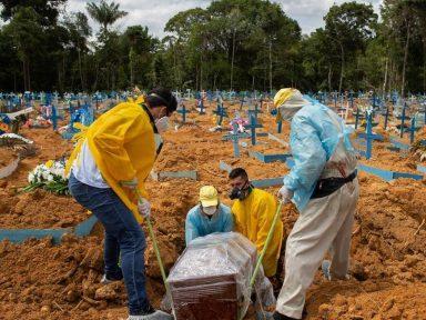 Para OMS, desvario bolsonarista transforma Brasil em ameaça ao mundo